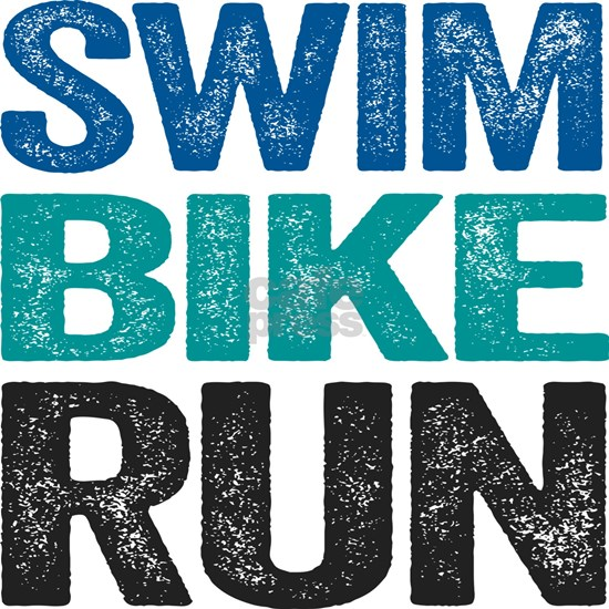 Triathlon. Swim. Bike. Run.