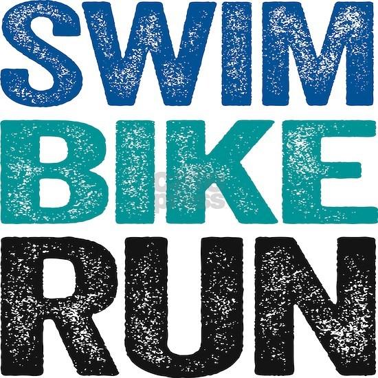 Triathlon. Swim. Bike. Run.
