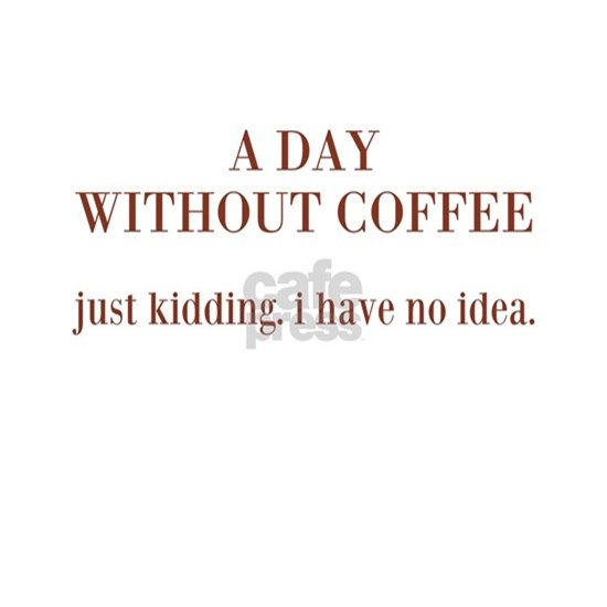 coffee vs day