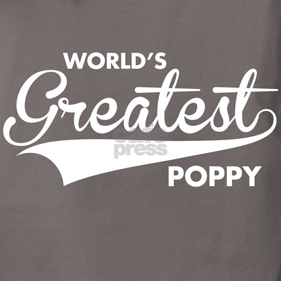 World's Greatest Poppy