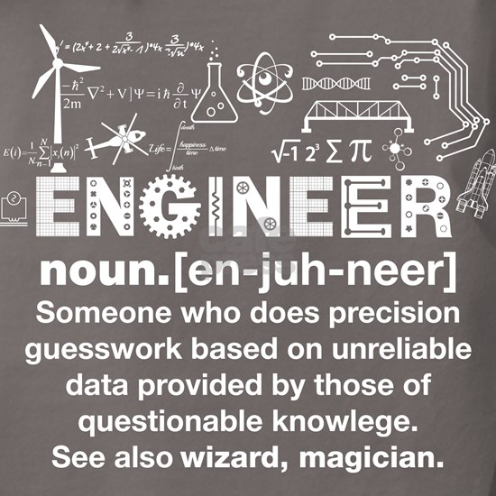 Engineer Funny Definition