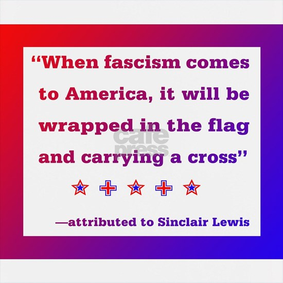 When fascism comes to America