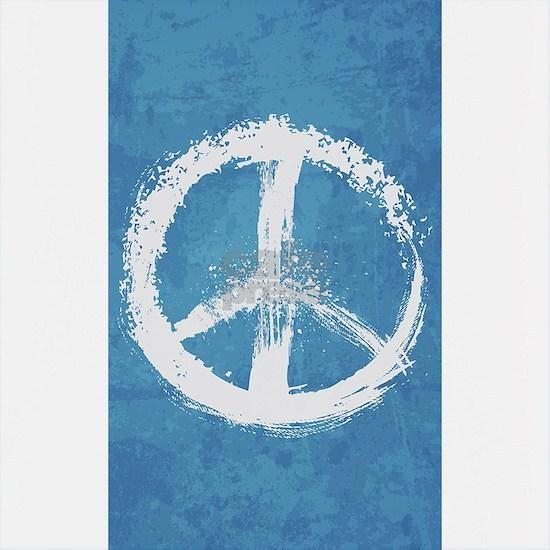 Grunge Peace Sign