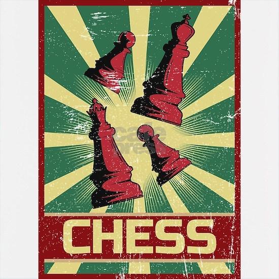 Chess Propaganda | Tactic Strategy Board Game