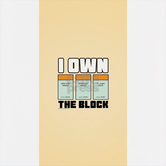 Monopoly - I Own The Block