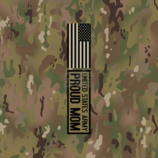 U.S. Army: Proud Mom (Camo)