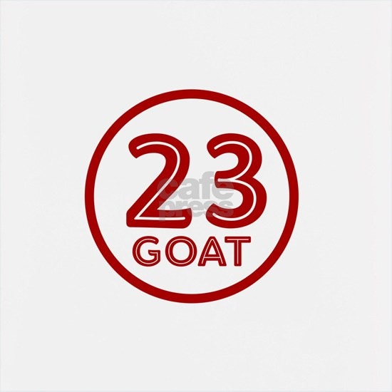 23 GOAT