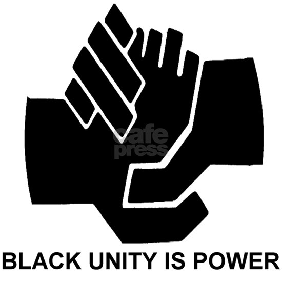 black unity is power