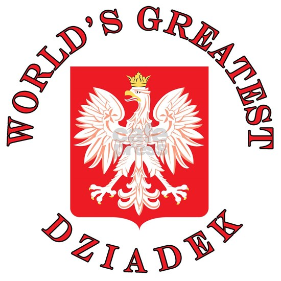 Worlds Greatest Dziadek