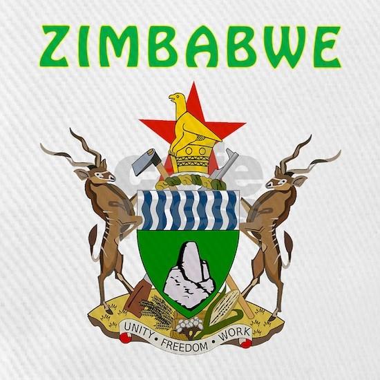 zimbabwe coat of arms caproyalteez  cafepress