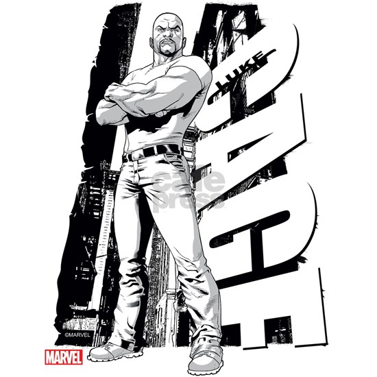 Luke Cage Black & White