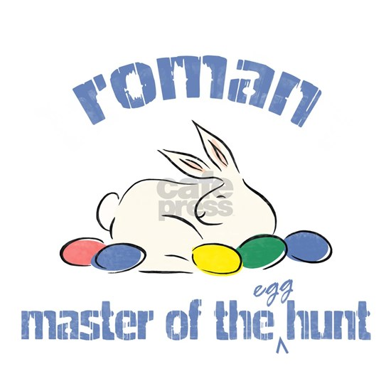 Easter Egg Hunt - Roman