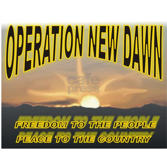 Oeration New Dawn