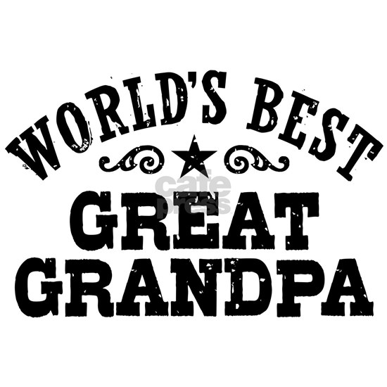 World's Best Great Grandpa