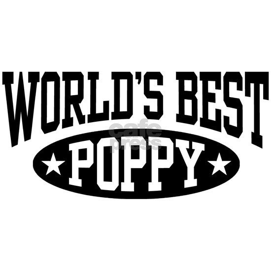 World's Best Poppy