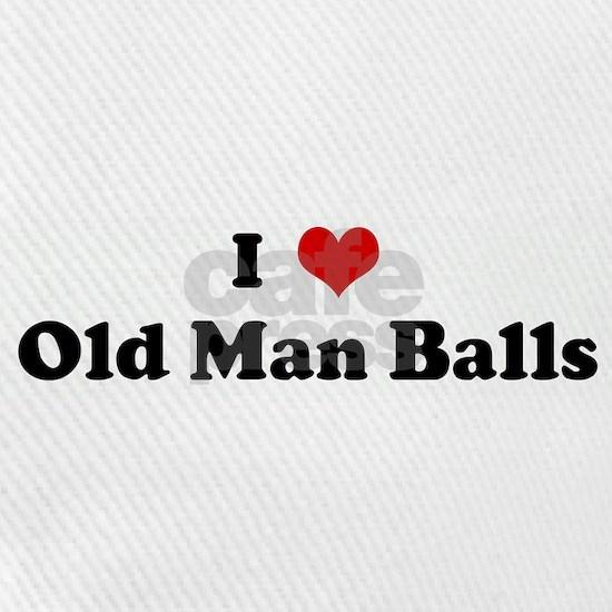I love old men