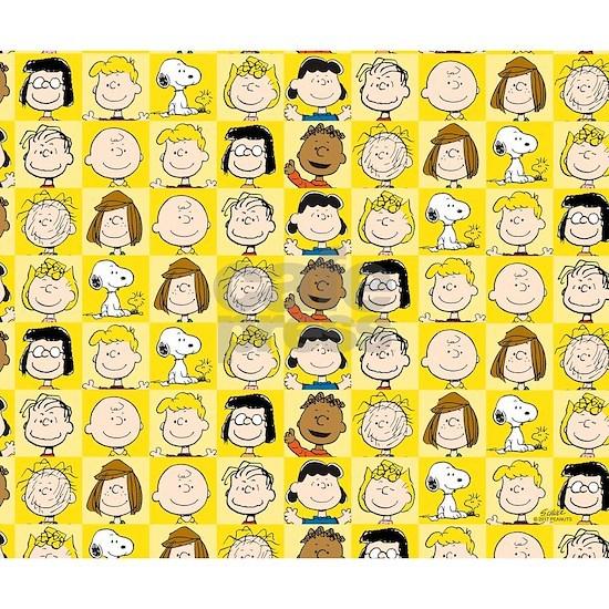 Peanuts Back to School Pattern