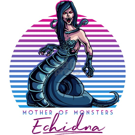 Mother Of Monsters Echidna Greek Myt Wall Tapestry By Admin Cp144508602 Cafepress