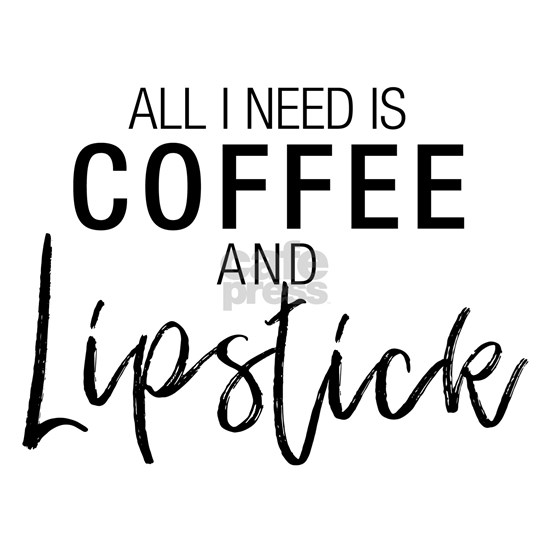 Coffee+Lipstick