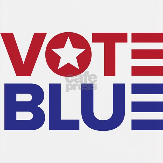 Vote Blue 2018 2020 Democrat