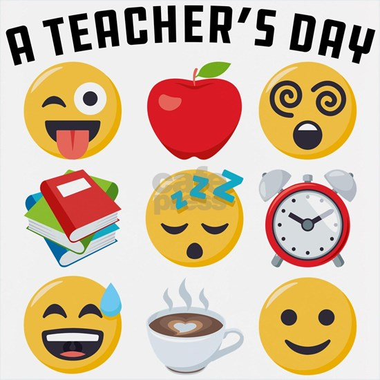 Emoji A Teacher's Day