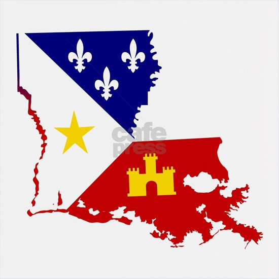 Acadiana State of Louisiana