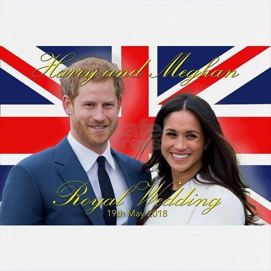 HRH Prince Harry and Meghan Markle Royal Wedding