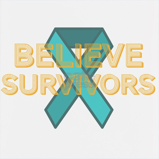 Believe Survivors Sexual Assault Awareness
