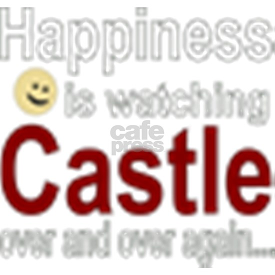 Happiness Is Watching Castle