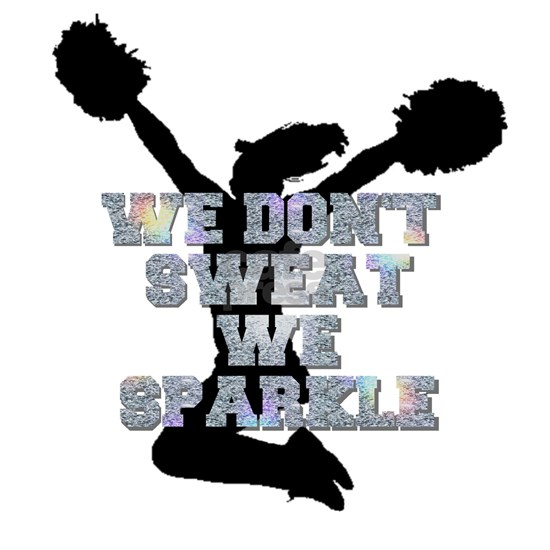 Cheerleader we sparkle