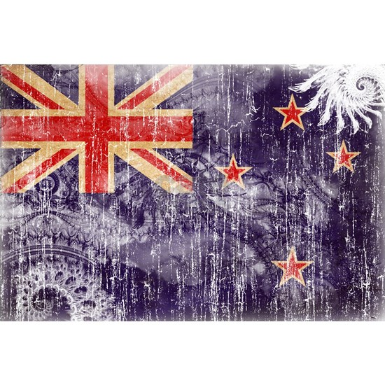 New Zealand textured Crazeh Paisleh aged copy