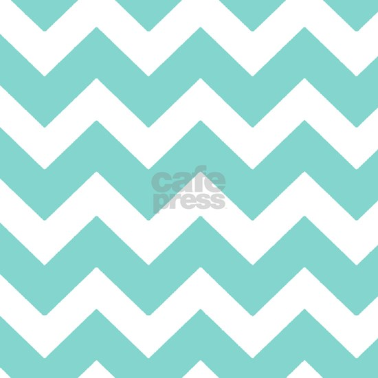Oasis green chevrons
