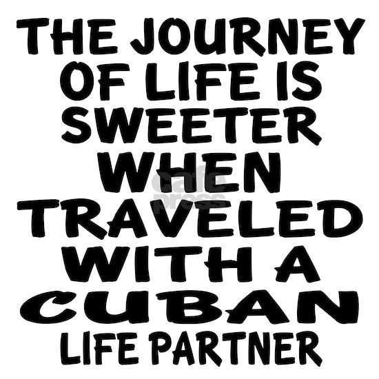 Traveled With Cuban Life Partner
