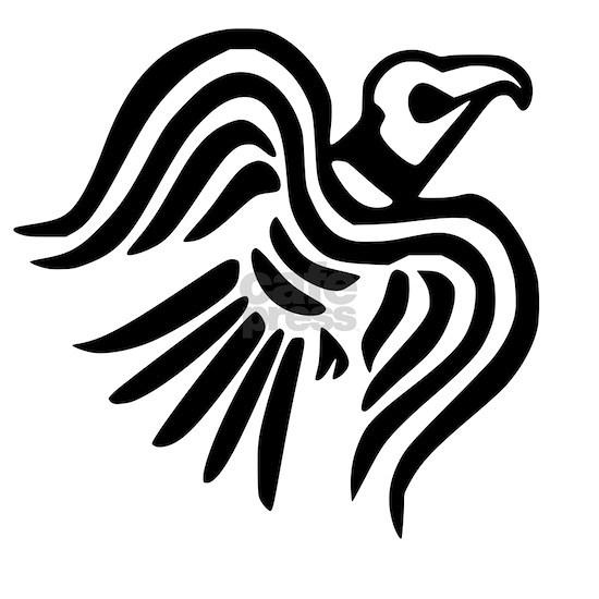 Viking Black Raven