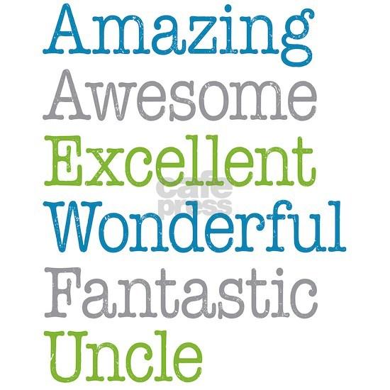 Uncle - Amazing Fantastic