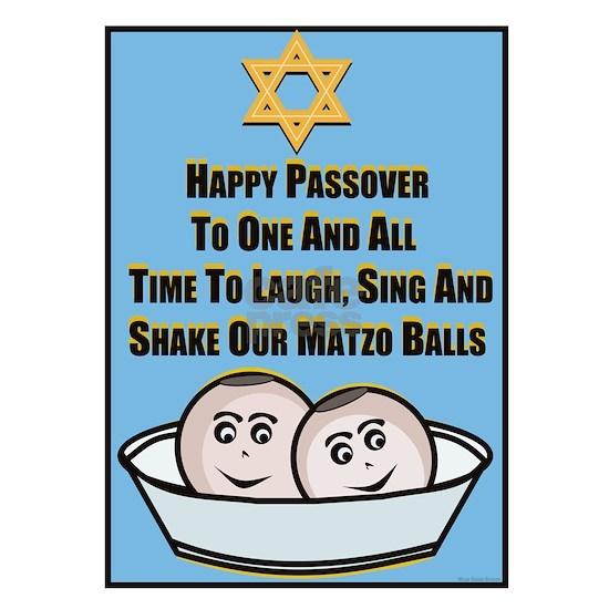 Happy Passover Matzo