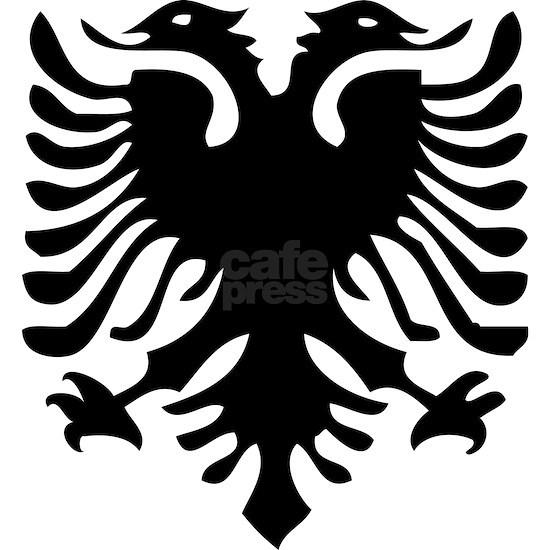 Black Albanian Eagle