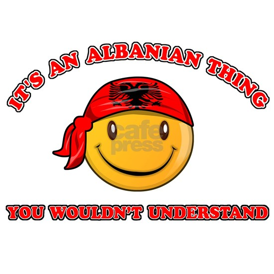 Albanian Smiley Designs