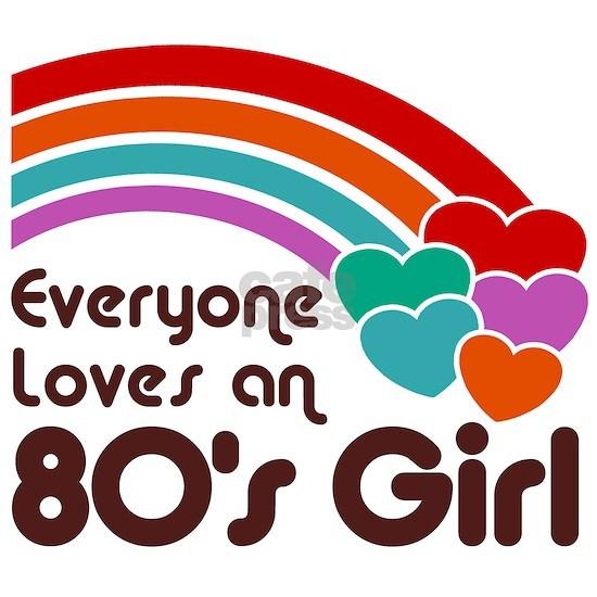 80's Girl