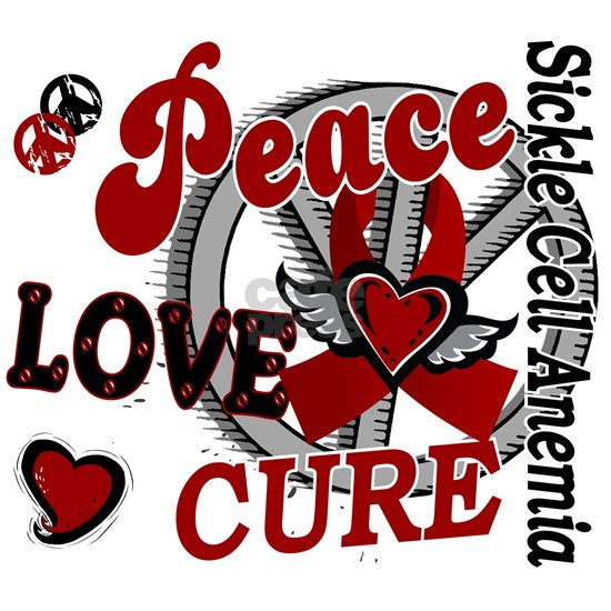 -Sickle Cell Anemia Peace Love Cure 2