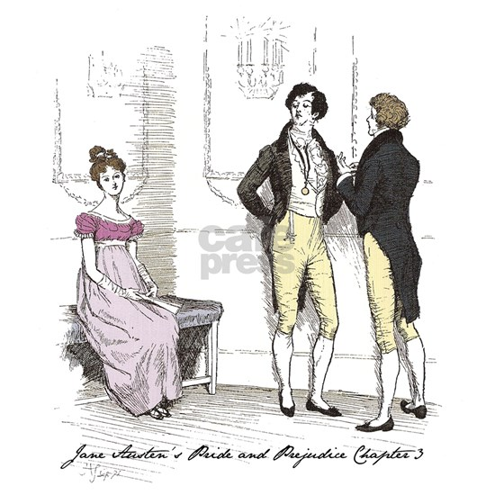 Jane Austen's Pride and Prejudice, Chapter 3