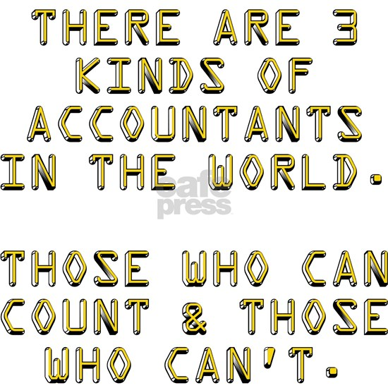 3 Kinds of Accountants transparent