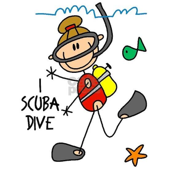 I Scuba Dive