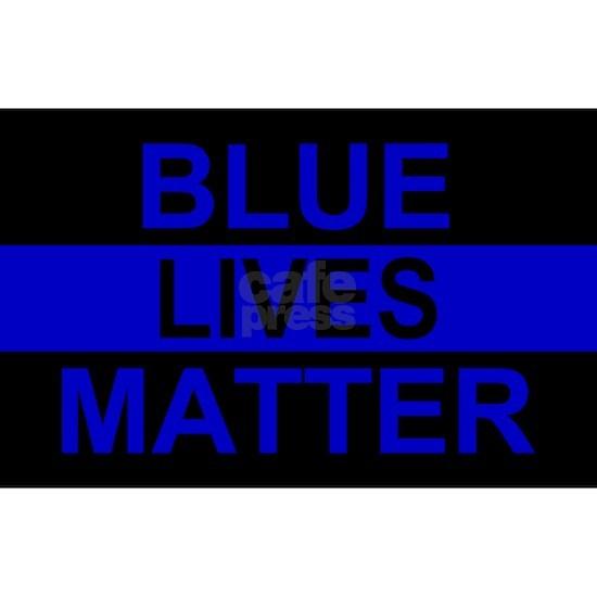Blue Lives Matter Stripe