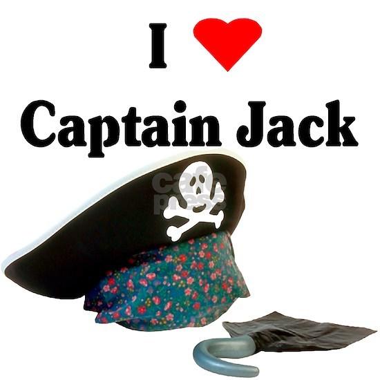 I heart captain jack