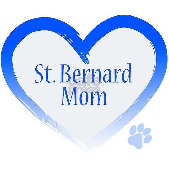 sb Terrier blue Heart