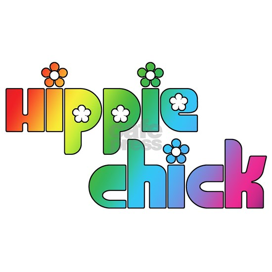 hippee chick woman