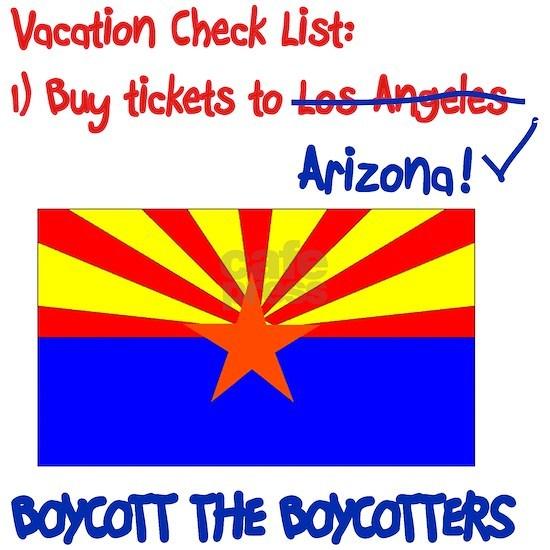 Arizona-Boycott the Boycotter 2c