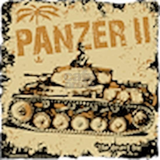Tshirt Panzer II-01