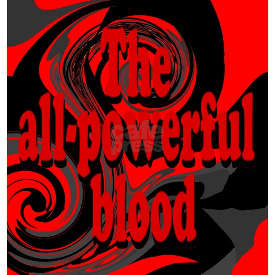 All-Powerful Blood Poster